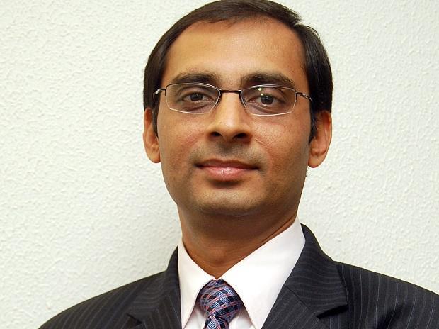 Pradeep Gupta, Vice-Chairman of Anand Rathi
