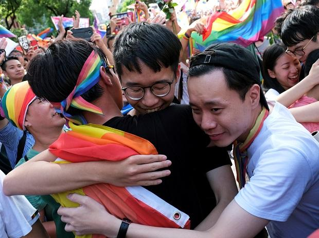 Taiwan Becomes The First Asian Nation To Legalise Same-Sex -1591