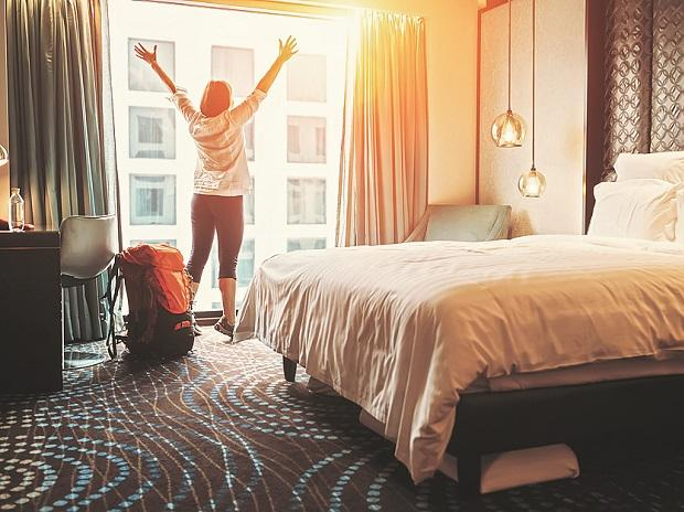 Hotel Leelaventure, TAJGVK, Lemon Tree rally up to 15% on GST rate cut hope
