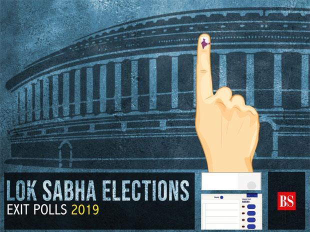 Lok Sabha election, exit poll 2019