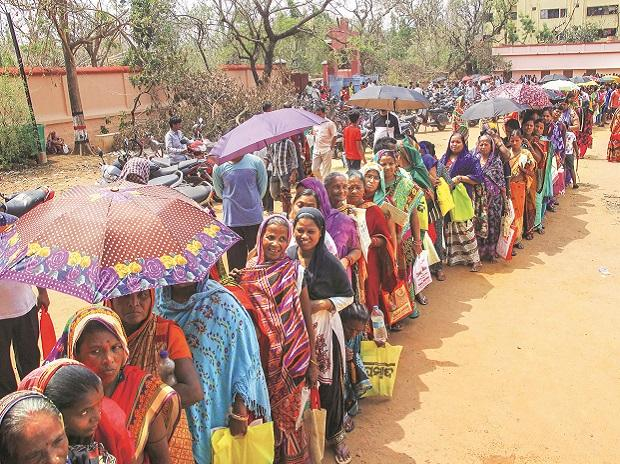 Different agencies combined their efforts to evacuate 1.5 million people across 19 districts in just 12 hours  Photo: PTI