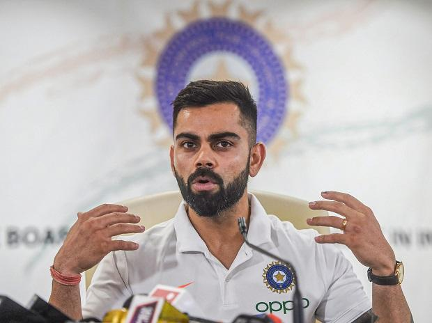India cricket team, Virat Kohli