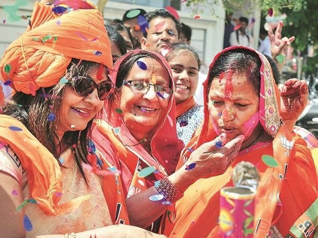 In 5 months, BJP's fortunes take a sharp turn for the better in Rajasthan