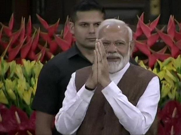 Election results LIVE: Prime Minister Modi elected as leader of NDA