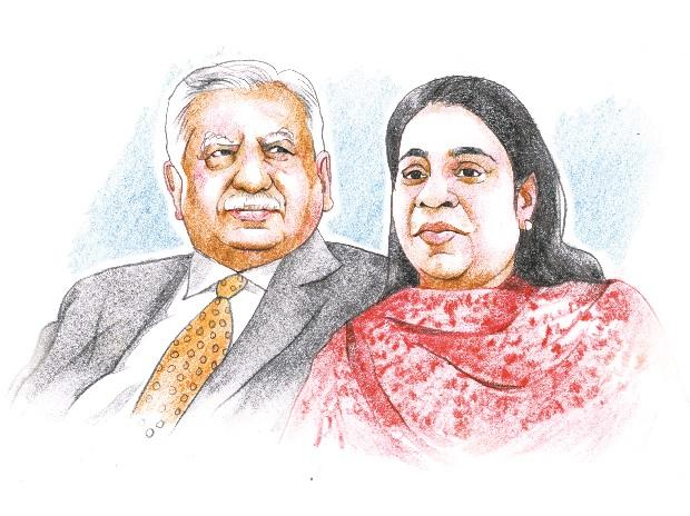 Jet Airways founder Naresh Goyal, wife stopped from flying abroad