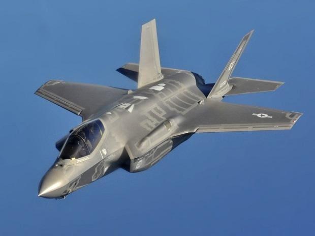 F-35 fighter jet file photo