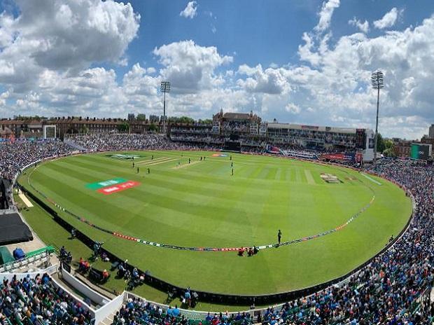 The Oval cricket stadium