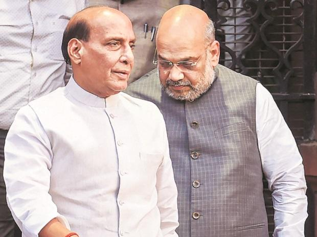 Rajnath Singh has served as the BJP president, Uttar Pradesh chief minister, agriculture minister in the Vajpayee government, and home minister under Modi from 2014-19