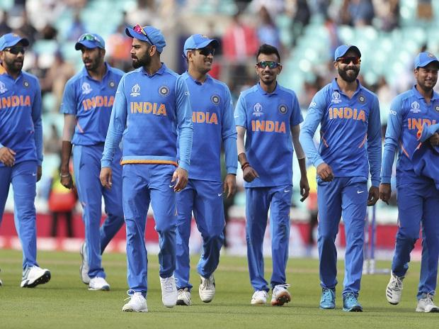 Indian cricket team, ICC cricket wold cup