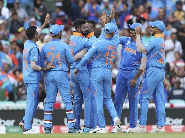 India cricket team, ICC CWC 2019