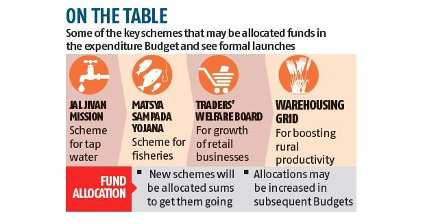 BJP poll promises may find mention in Sitharaman's maiden Budget speech