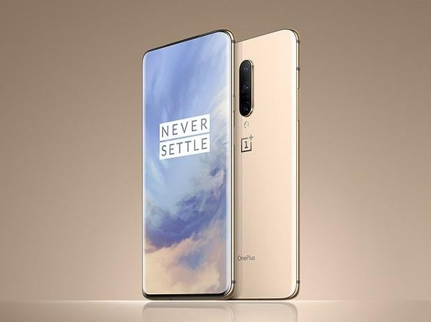 OnePlus 7 Pro Almond colour edition