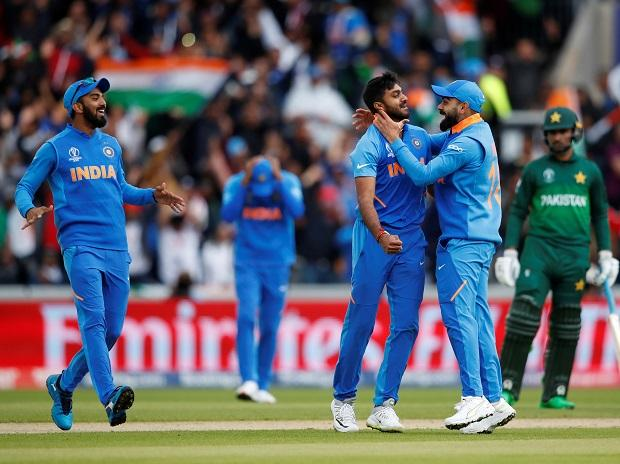 India vs Pakistan in ICC CWC 2019