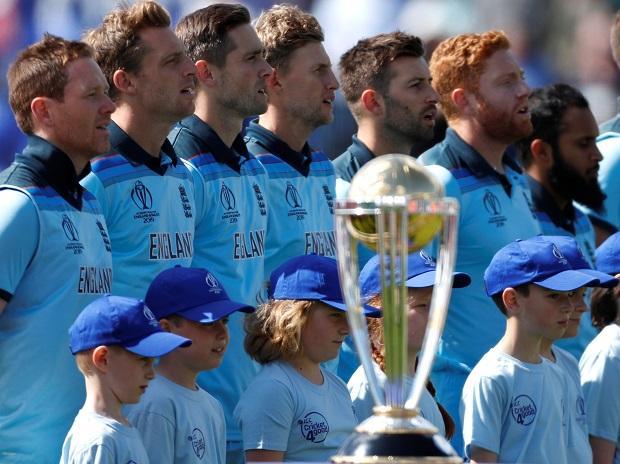 England cricket team, ICC World Cup 2019