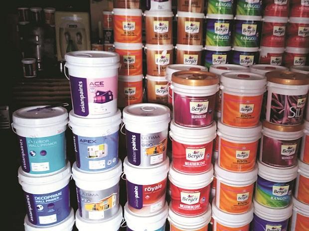 Paint sector, Asian Paint