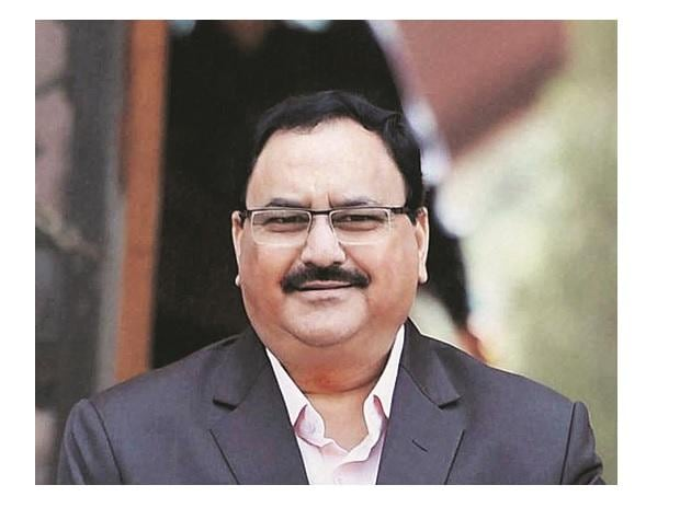 JP Nadda appointed BJP's working president, Amit Shah to remain party chief