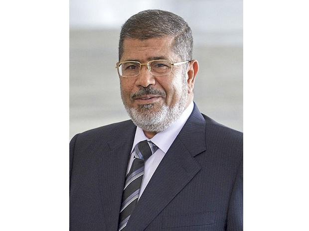 File photo of Mohammed Morsi. Courtesy: Wikimedia Commons