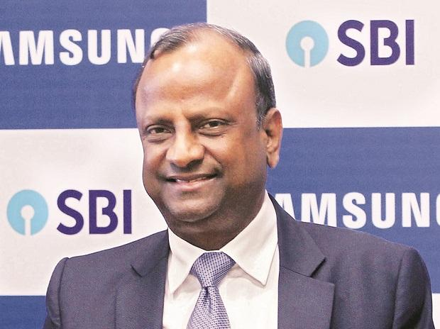File photo of Rajnish Kumar, SBI Chairman