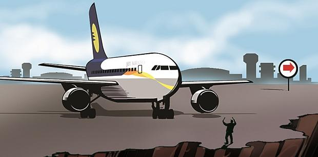 Jet Airways (Illustration: Ajay Mohanty)