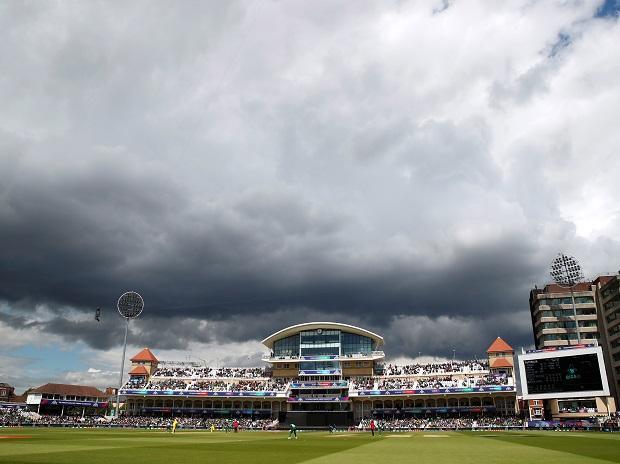 Australia vs Bangladesh at Trent Bridge Stadium in Nottingham. Photo: Reuters
