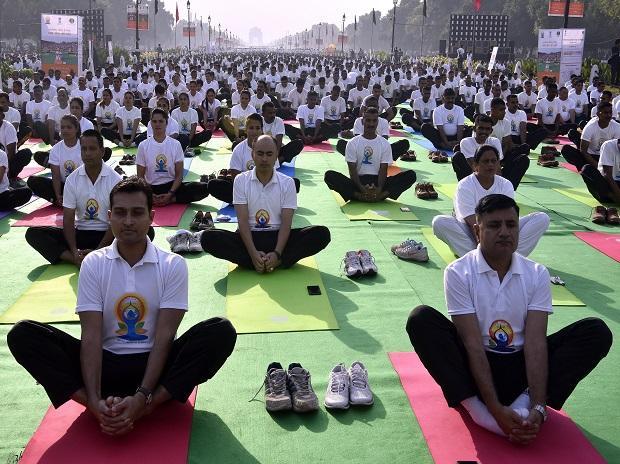 International Yoga Day 2019: Celebrations across the nation