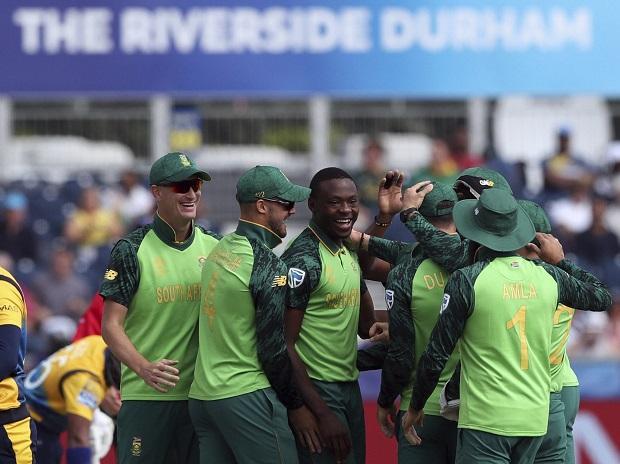 South Africa vs Sri Lanka, ICC CWC 2019