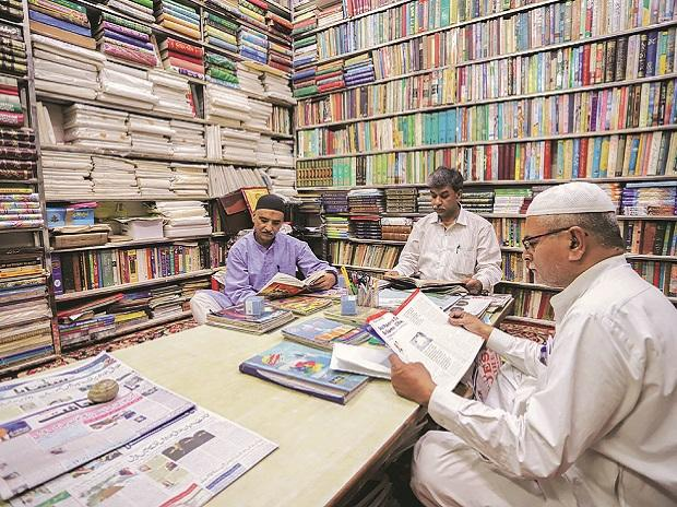 Story in numbers: The 'poor' state of public libraries in India