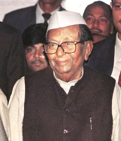 The last non-dynastic president of the party was Sitaram Kesri, who served from 1996 to 1998. Photo: Reuters