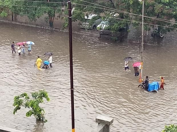 Maharashtra government has declared a public holiday in Mumbai as IMD issues warnings of extremely heavy rainfall