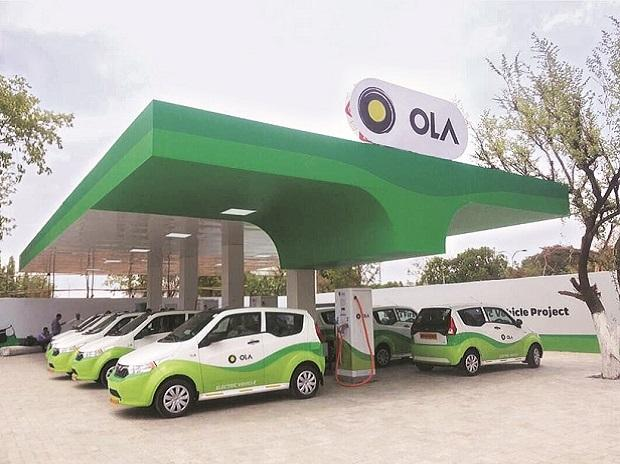 Ola cabs, Ola electric vehicles