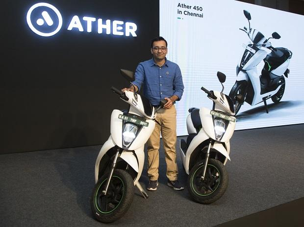 EV two-wheeler maker Ather to raise undisclosed sum for