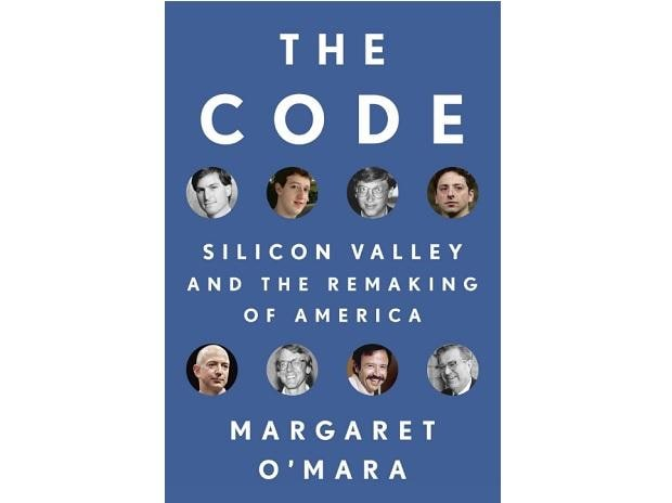 Cover of The Code: Silicon Valley and the Remaking of America. Credits: Amazon.in
