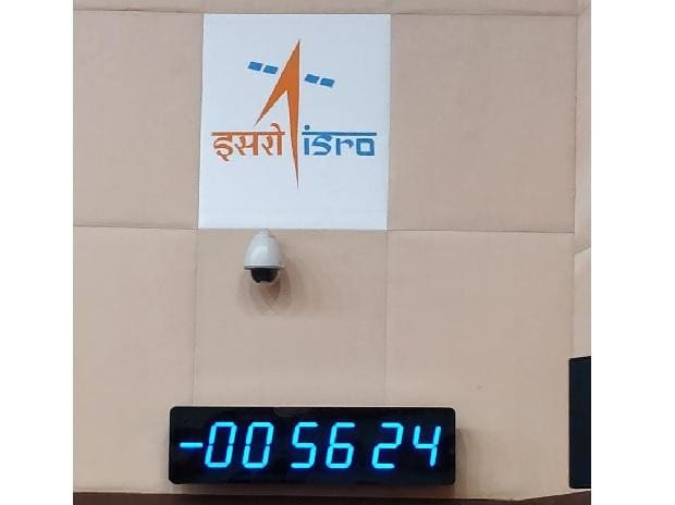 July 15, 2019 - Chandrayaan-2 was scheduled to be launched, but it was put off due to technical snag
