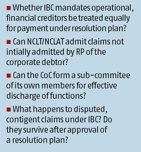Can NCLAT change CoC approved plans, Essar lenders ask Supreme Court