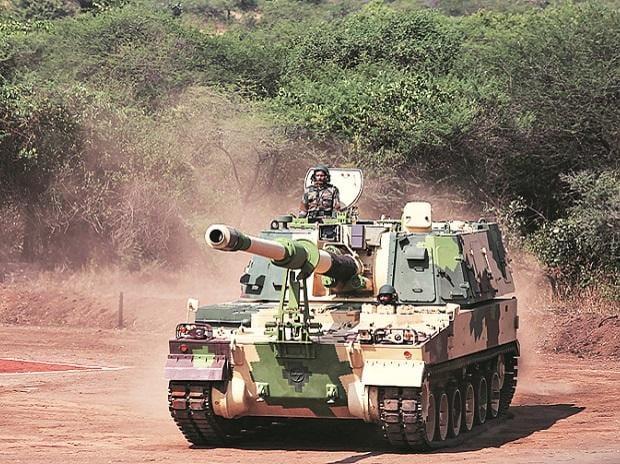 Indian battle tank