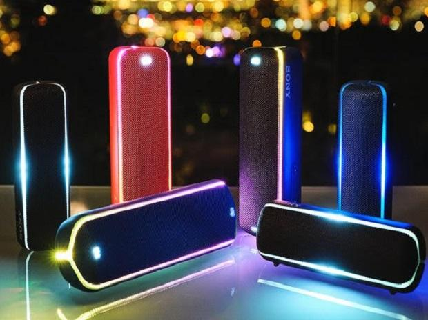 Sony SRS-XB22 and SRS-XB32 Bluetooth speakers