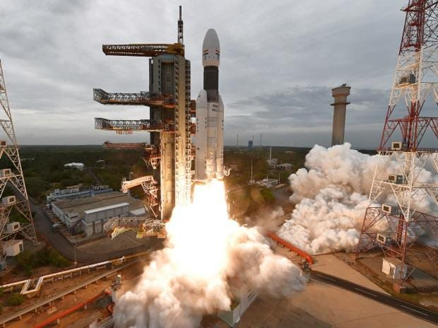 July 22, 2019 - India successfully launches Chandrayaan 2 from Satish Dhawan Space Centre in Sriharikota