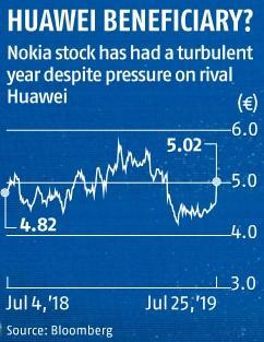 Nokia's chief executive officer Suri shows you can climb out