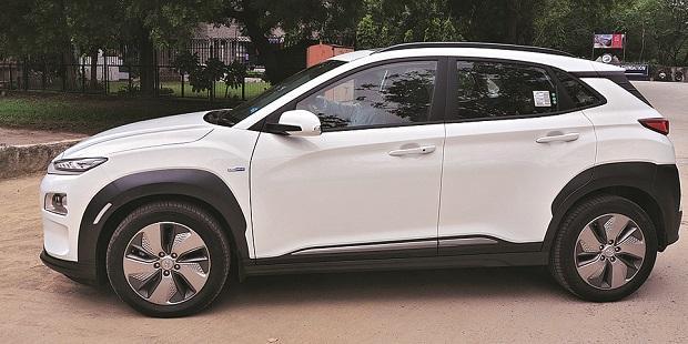 Hyundai Kona. Photo: Sanjay K Sharma