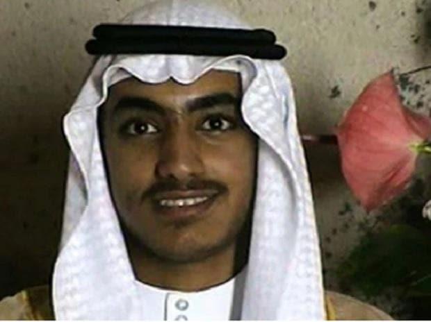 Hamza bin Laden (AP File)