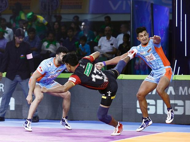 Bengal Warriors vs Bengaluru Bulls, PKL 2019
