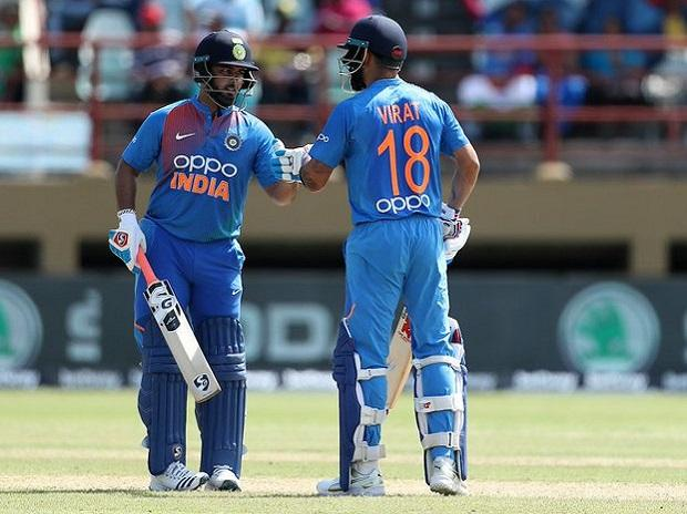 India Vs West Indies 3rd T20 Chahar Pant Shine As India