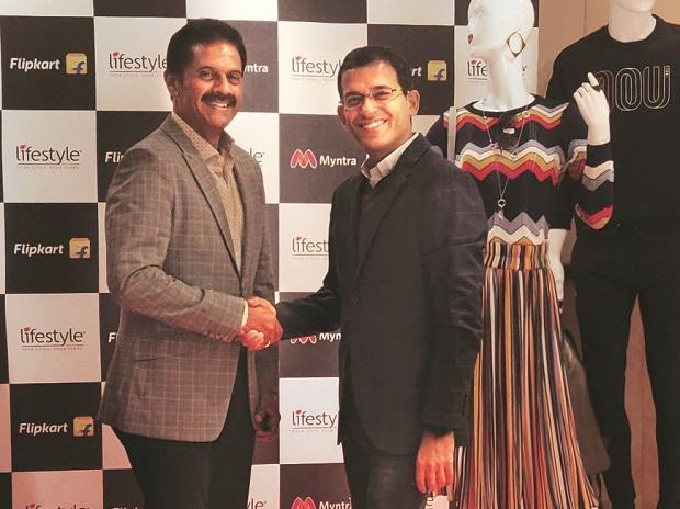 2b08f88d68 Flipkart ties up with Lifestyle to tap $100-billion fashion market ...