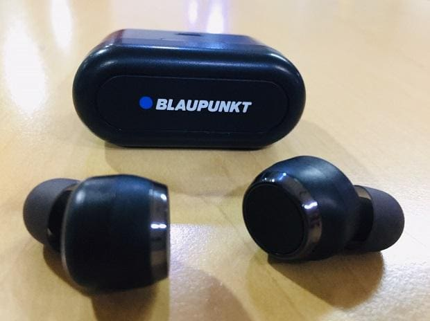 Blaupunkt BTW-01 true wireless earphones