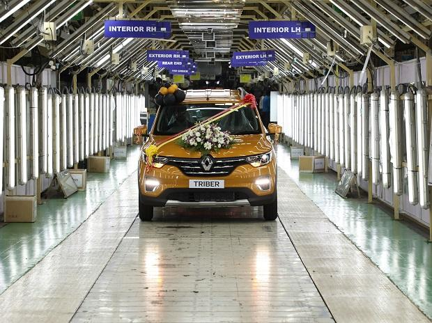 Renault seeks to double India sales with Triber on Aug 28, SUV next year