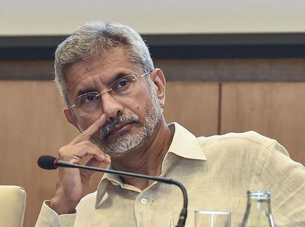 S Jaishankar, Minister of External Affairs. Photo: PTI