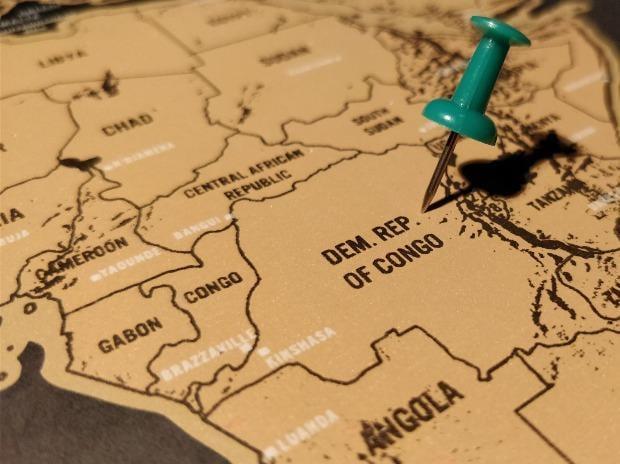 #5 Democratic Republic of Congo (FSI Score: 110.2)