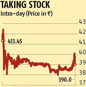 Future Retail stock falls over 5% day after e-commerce giant Amazon deal