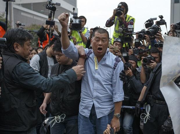 Jimmy Lai. Photo: Reuters