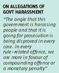 Confident of hitting tax-collection target, says FM Nirmala Sitharaman
